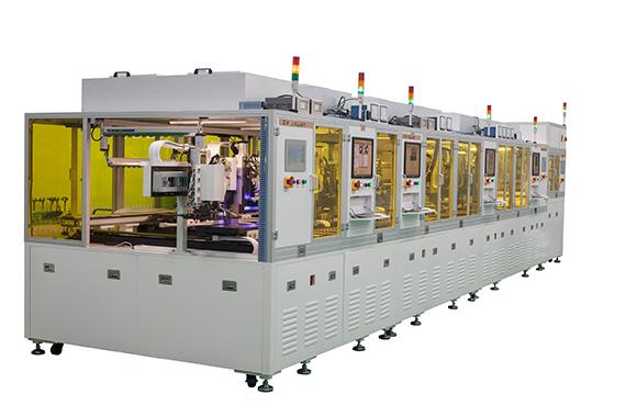 OLED模组点胶系列解决方案